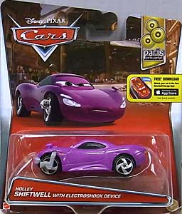 MATTEL CARS 2016 シングル HOLLEY SHIFTWELL WITH ELECTROSHOCK DEVICE
