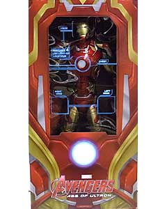 NECA 映画版 AVENGERS: AGE OF ULTRON 1/4スケール IRON MAN MARK 43