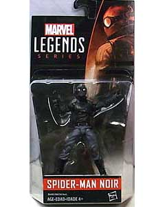 HASBRO MARVEL LEGENDS SERIES 2016 3.75インチアクションフィギュア シングル SPIDER-MAN NOIR