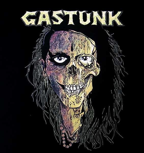 GASTUNK MELTING BAKI Tシャツ