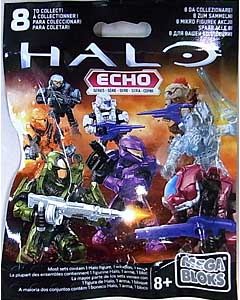 MEGA BLOKS HALO ECHO SERIES 1PACK