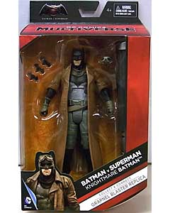 MATTEL DC COMICS MULTIVERSE 6インチアクションフィギュア BATMAN V SUPERMAN: DAWN OF JUSTICE KNIGHTMARE BATMAN [GRAPNEL BLASTER REPLICA SERIES]