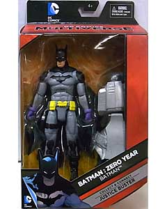 MATTEL DC COMICS MULTIVERSE 6インチアクションフィギュア BATMAN: ZERO YEAR BATMAN [JUSTICE BUSTER SERIES]
