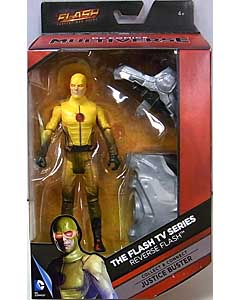MATTEL DC COMICS MULTIVERSE 6インチアクションフィギュア THE FLASH TV SERIES REVERSE FLASH [JUSTICE BUSTER SERIES]