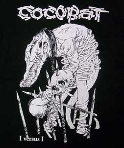 COCOBAT I VERSUS I Tシャツ