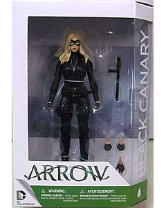 DC COLLECTIBLES ARROW BLACK CANARY