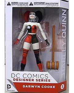 DC COLLECTIBLES DC COMICS DESIGNER SERIES DARWYN COOKE HARLEY QUINN