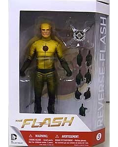 DC COLLECTIBLES THE FLASH REVERSE FLASH