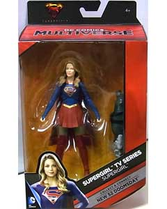 MATTEL DC COMICS MULTIVERSE 6インチアクションフィギュア SUPERGIRL TV SERIES SUPERGIRL [NEW 52 DOOMSDAY SERIES]