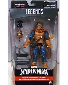 HASBRO MARVEL LEGENDS 2016 SPIDER-MAN SERIES 4.0 HOBGOBLIN [SPACE VENOM SERIES] パッケージ傷み特価