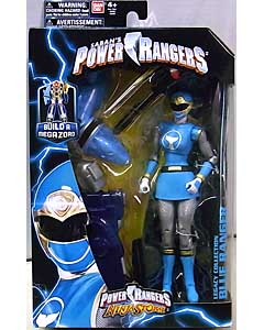 USA BANDAI POWER RANGERS LEGACY COLLECTION 6インチアクションフィギュア NINJA STORM BLUE RANGER