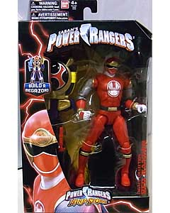 USA BANDAI POWER RANGERS LEGACY COLLECTION 6インチアクションフィギュア NINJA STORM RED RANGER
