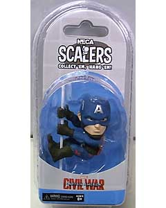 NECA SCALERS 映画版 CAPTAIN AMERICA: CIVIL WAR CAPTAIN AMERICA