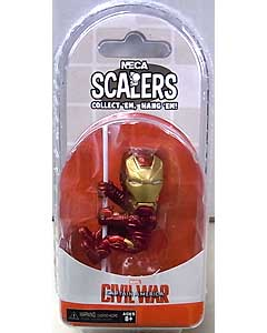 NECA SCALERS 映画版 CAPTAIN AMERICA: CIVIL WAR IRON MAN