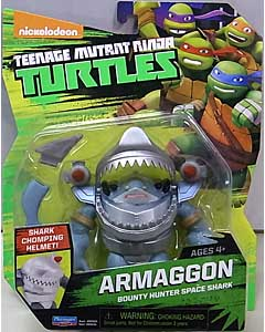 PLAYMATES NICKELODEON TEENAGE MUTANT NINJA TURTLES ベーシックフィギュア 2016 ARMAGGON