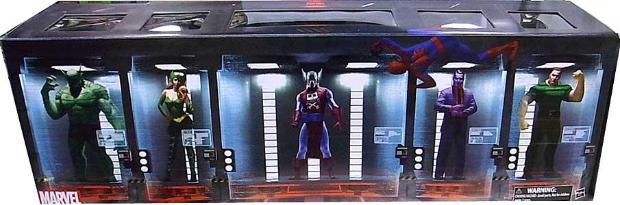 2016年 サンディエゴ・コミコン限定 HASBRO MARVEL LEGENDS THE RAFT BOX SET