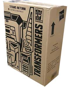 2016年 サンディエゴ・コミコン限定 HASBRO TRANSFORMERS GENERATIONS TITANS RETURN FORTRESS MAXIMUS