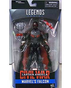 HASBRO MARVEL LEGENDS 2016 CAPTAIN AMERICA SERIES 2.5 映画版 CAPTAIN AMERICA: CIVIL WAR FALCON
