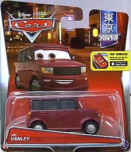 MATTEL CARS 2016 シングル VIC VANLEY 台紙傷み特価