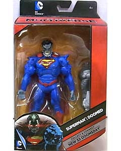MATTEL DC COMICS MULTIVERSE 6インチアクションフィギュア SUPERMAN: DOOMED [NEW 52 DOOMSDAY SERIES]