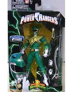 USA BANDAI POWER RANGERS LEGACY COLLECTION 6インチアクションフィギュア MIGHTY MORPHIN GREEN RANGER パッケージ傷み特価