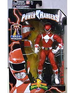 USA BANDAI POWER RANGERS LEGACY COLLECTION 6インチアクションフィギュア MIGHTY MORPHIN RED RANGER
