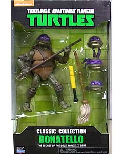 PLAYMATES TEENAGE MUTANT NINJA TURTLES CLASSIC COLLECTION 6インチアクションフィギュア 1991 MOVIE DONATELLO