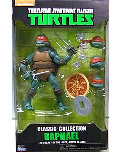 PLAYMATES TEENAGE MUTANT NINJA TURTLES CLASSIC COLLECTION 6インチアクションフィギュア 1991 MOVIE RAPHAEL