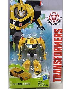 HASBRO アニメ版 TRANSFORMERS ROBOTS IN DISGUISE LEGION CLASS BUMBLEBEE (2016) ブリスター傷み特価