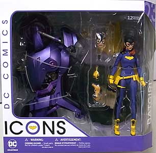 DC COLLECTIBLES DC COMICS ICONS DELUXE BATGIRL OF BURNSIDE