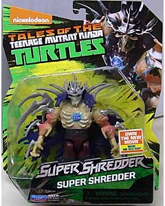 PLAYMATES NICKELODEON TEENAGE MUTANT NINJA TURTLES SUPER SHREDDER ベーシックフィギュア 2016 SUPER SHREDDER