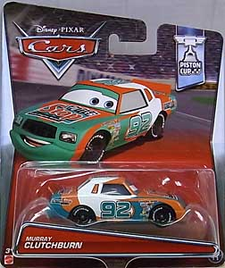 MATTEL CARS 2017 シングル MURRAY CLUTCHBURN