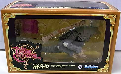FUNKO x SUPER 7 REACTION FIGURES 3.75インチアクションフィギュア THE DARK CRYSTAL URSOL THE MYSTIC