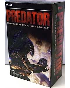 NECA PREDATORS 7インチアクションフィギュア ULTIMATE SCARFACE PREDATOR VIDEO GAME APPEARANCE ワケアリ特価