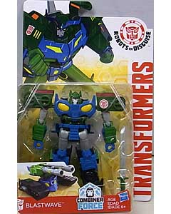 HASBRO アニメ版 TRANSFORMERS ROBOTS IN DISGUISE COMBINER FORCE WARRIOR CLASS BLASTWAVE