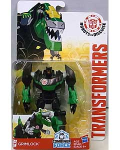 HASBRO アニメ版 TRANSFORMERS ROBOTS IN DISGUISE COMBINER FORCE WARRIOR CLASS GRIMLOCK
