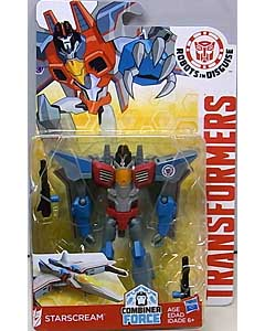HASBRO アニメ版 TRANSFORMERS ROBOTS IN DISGUISE COMBINER FORCE WARRIOR CLASS STARSCREAM