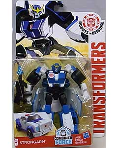 HASBRO アニメ版 TRANSFORMERS ROBOTS IN DISGUISE COMBINER FORCE WARRIOR CLASS STRONGARM