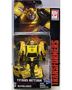 HASBRO TRANSFORMERS GENERATIONS TITANS RETURN LEGENDS CLASS BUMBLEBEE