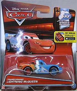MATTEL CARS 2016 シングル TRANSFORMING LIGHTNING McQUEEN