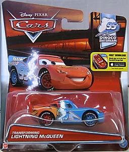MATTEL CARS 2016 シングル TRANSFORMING LIGHTNING McQUEEN