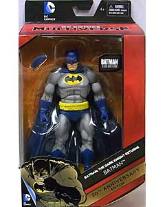 MATTEL DC COMICS MULTIVERSE 6インチアクションフィギュア BATMAN: THE DARK KNIGHT RETURNS 30TH ANNIVERSARY EDITION BATMAN パッケージ傷み特価
