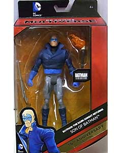 MATTEL DC COMICS MULTIVERSE 6インチアクションフィギュア BATMAN: THE DARK KNIGHT RETURNS 30TH ANNIVERSARY EDITION SON OF BATMAN