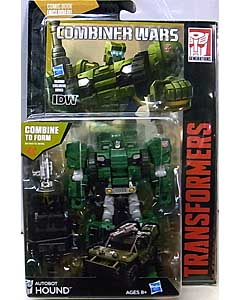 HASBRO TRANSFORMERS GENERATIONS 2016 [COMBINER WARS] DELUXE CLASS AUTOBOT HOUND [COMIC BOOK INCLUDED]