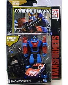 HASBRO TRANSFORMERS GENERATIONS 2016 [COMBINER WARS] DELUXE CLASS SMOKESCREEN [COMIC BOOK INCLUDED]