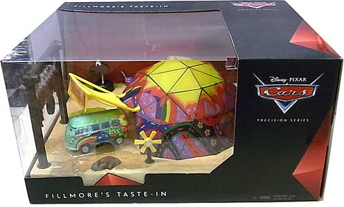 MATTEL CARS 2015 PRECISION SERIES FILLMORE'S TASTE-IN