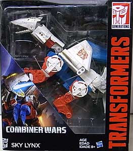 HASBRO TRANSFORMERS GENERATIONS 2016 [COMBINER WARS] VOYAGER CLASS SKY LYNX