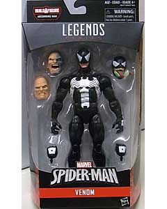 HASBRO MARVEL LEGENDS 2016 SPIDER-MAN SERIES 3.0 VENOM [ABSORBING MAN SERIES] パッケージ傷み特価