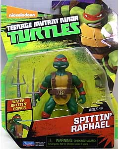 PLAYMATES NICKELODEON TEENAGE MUTANT NINJA TURTLES ベーシックフィギュア 2016 SPITTIN' RAPHAEL