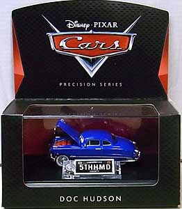 MATTEL CARS 2015 PRECISION SERIES DOC HUDSON